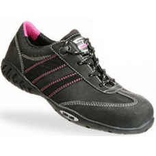 Patrick Safety Jogger Werkschoenen S3 Ceres Zwarte Dames Model